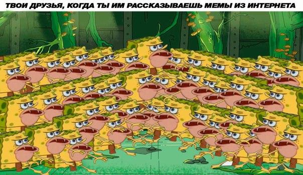 Дикий спанч боб, Спанч мем, боб мем, мем со спанчбобом, пещерный спанч боб, spongegar