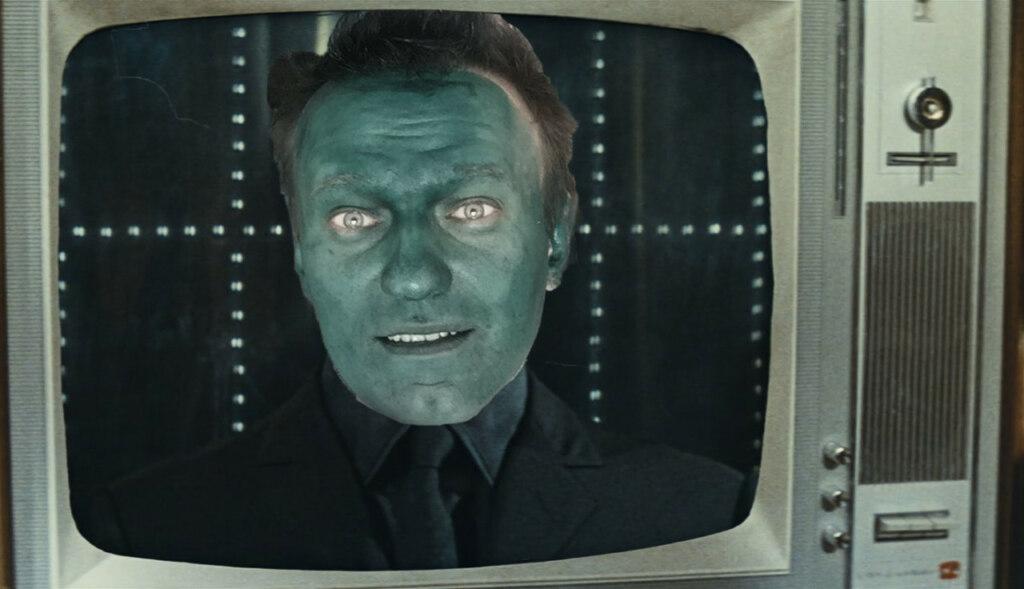 навальный фантомас