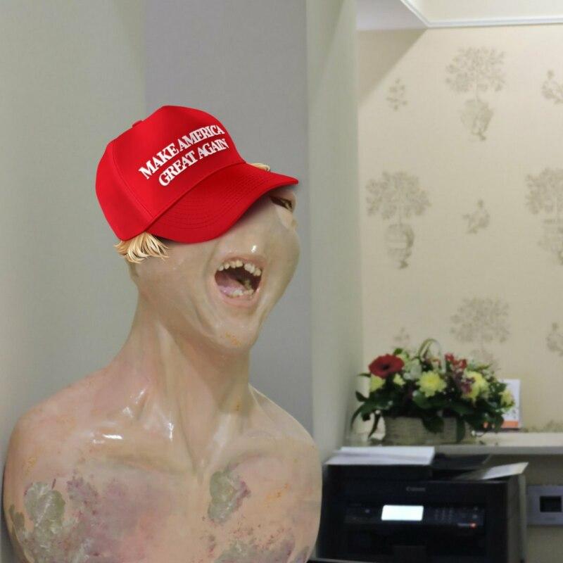 скульптура зубная боль, памятник зубной боли, памятник зубной боли мемы, памятник зубной боли фотожабы, какой мем популярен, новые мемы
