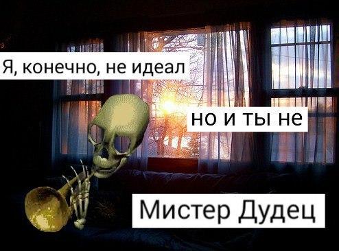 мистер дудец мем