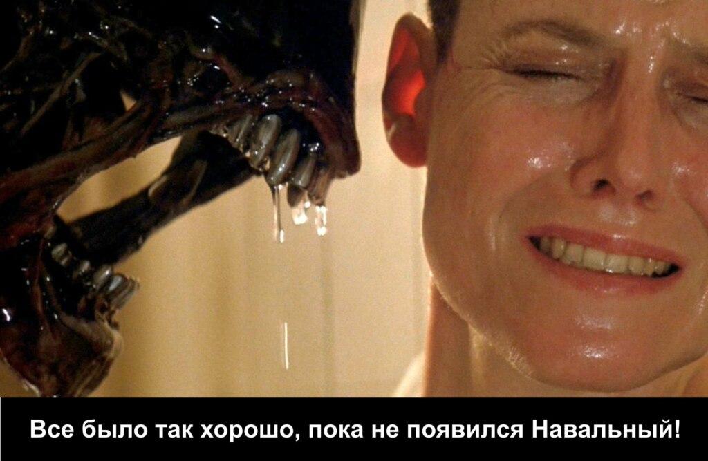 навальный мемы