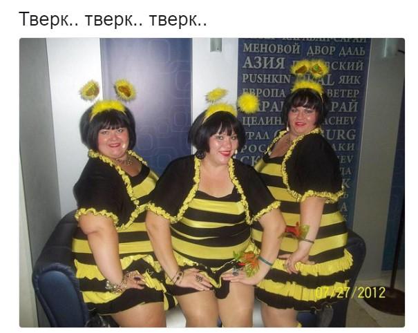 пчелки и винни-пух мем