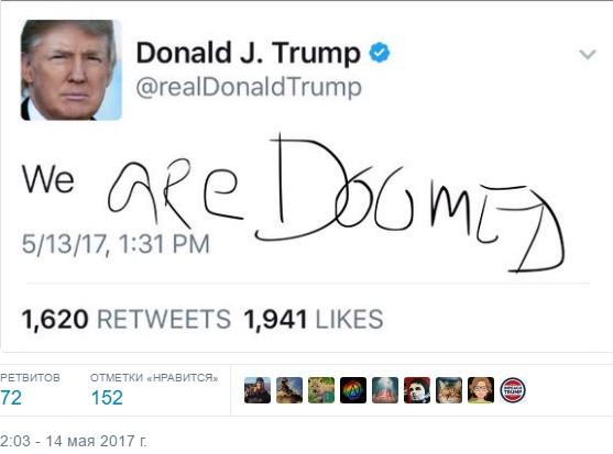 trump we tweet