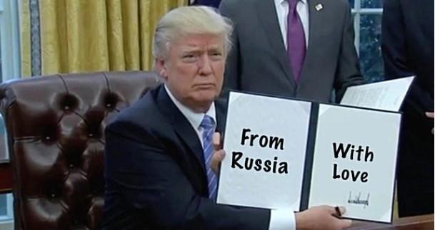 трамп указ