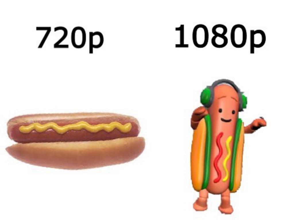 танцующий хот-дог (1)