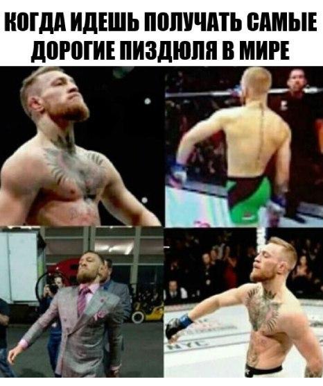 магрегор мем