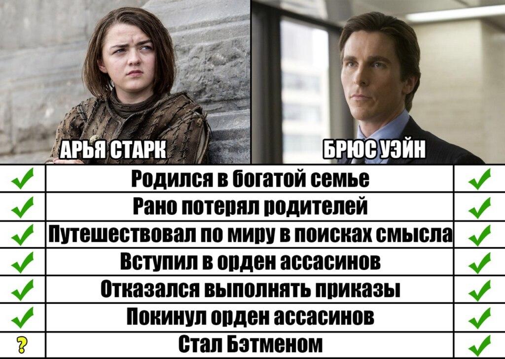 мемы игра престолов (2)