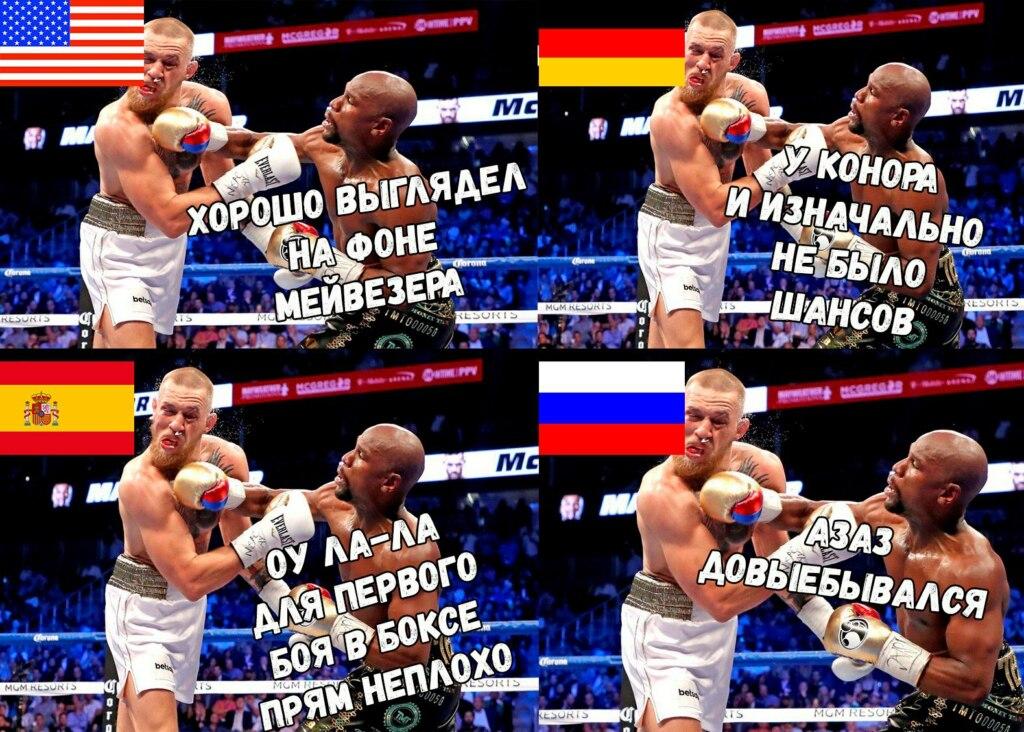 мемы про макгрегора и мейвезера (7)