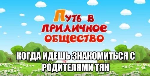 мемы со смешариками (15)