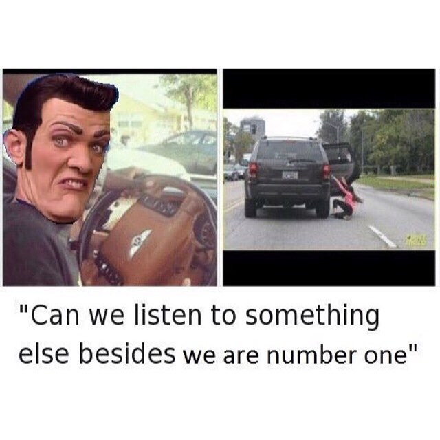 We Are Number One (1)