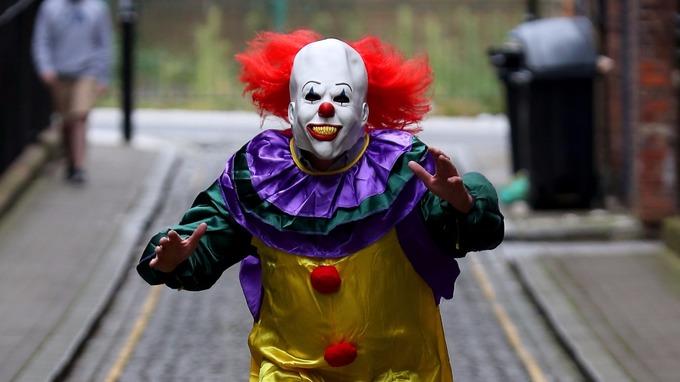клоун убийца (3)
