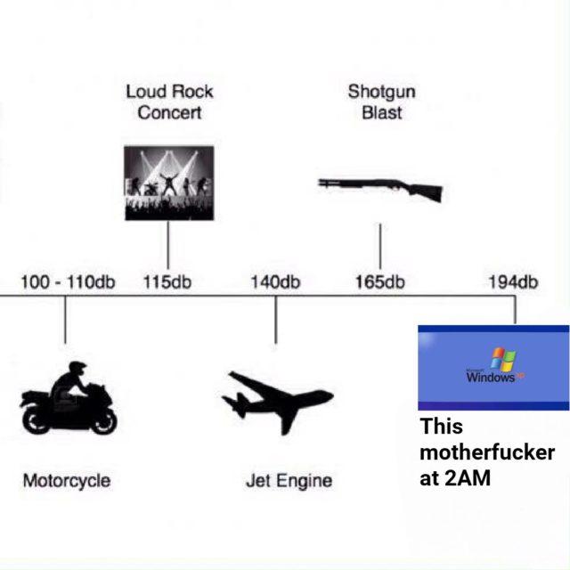 мем самый громкий звук (7)