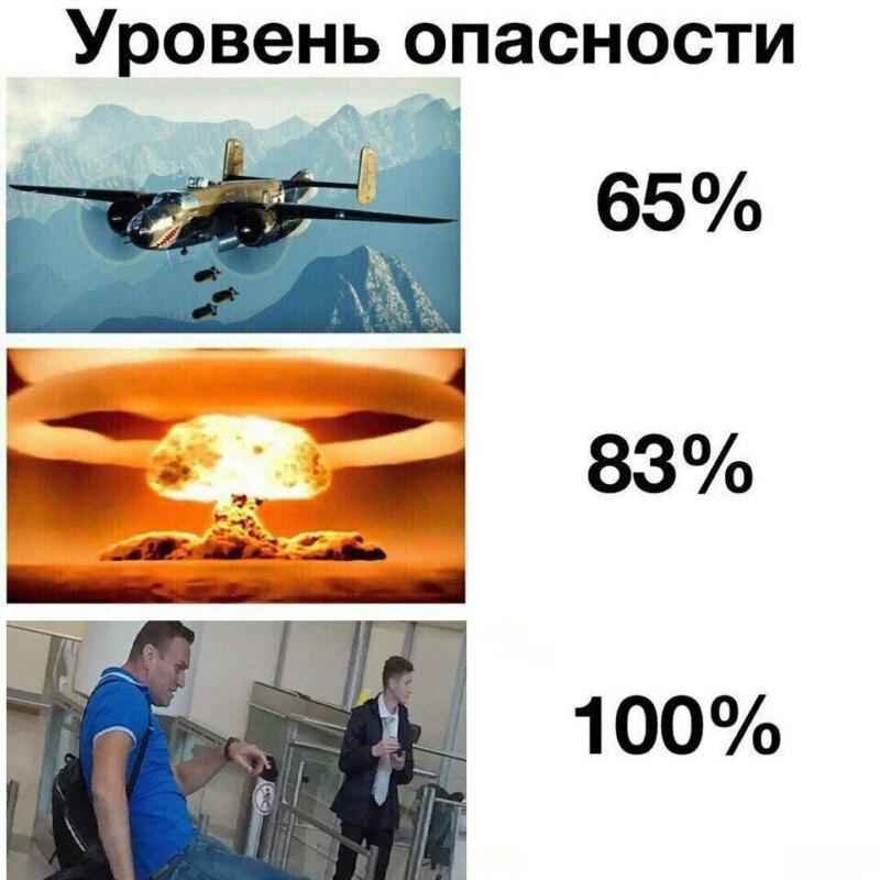 навальный с сосисками