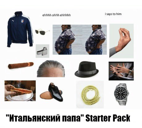 Стартер пак мем, Starter pack meme, мем стартер пак, стартер пак, что такое стартер пак, что значит стартер пак, что означает стартер пак, стартер пак значение, стартерпак, набор новичка мем, мем набор новичка