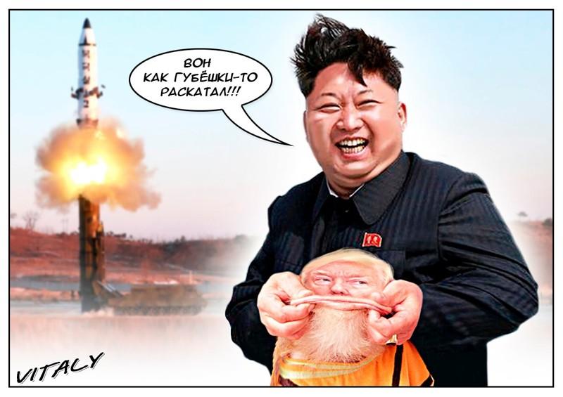 шутки про северную корею (4)
