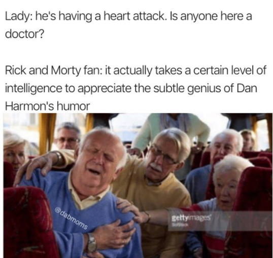 мемы про фанатов рика и морти (4)