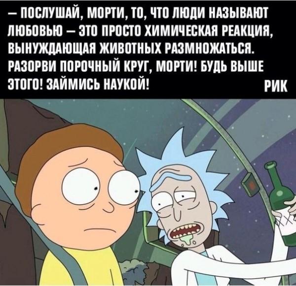 рик и морти мем (2)