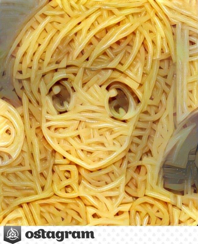 рисунки из спагетти (3)