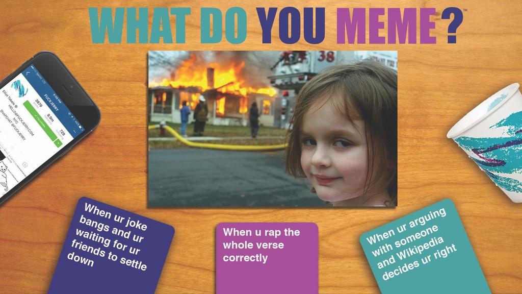 игра с мемами
