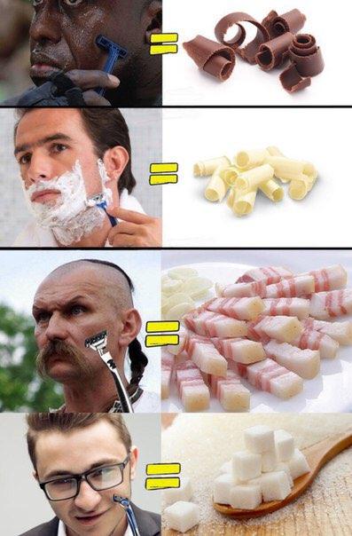 как бреются люди (5)