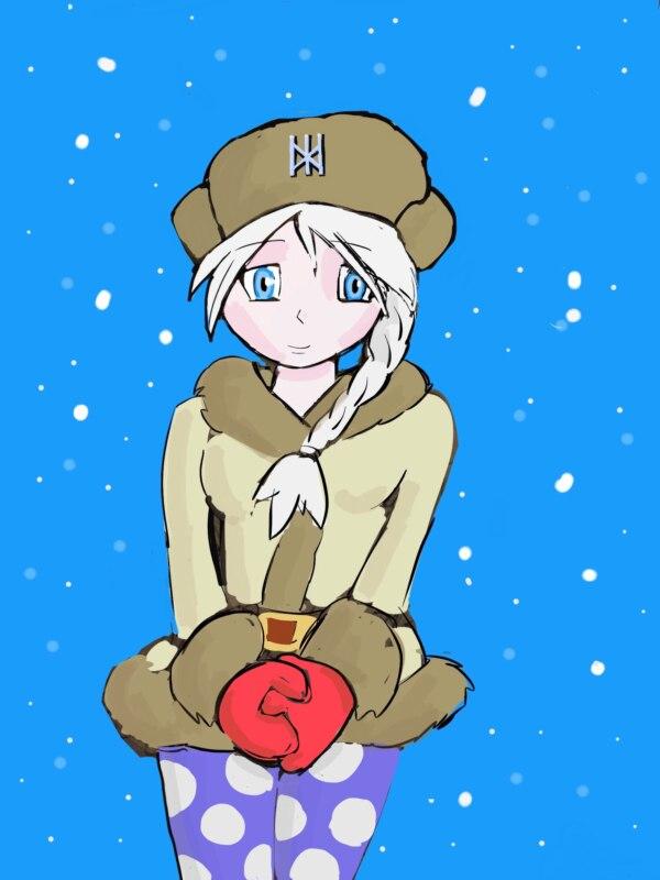зима-тян