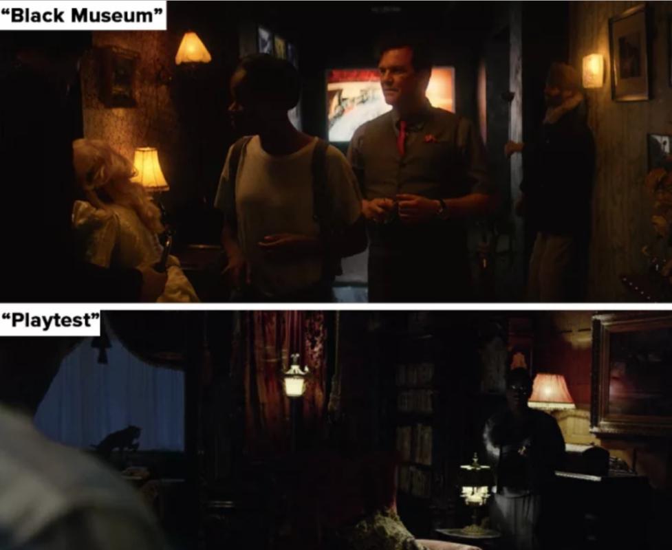 черное зеркало 6 серия 4 сезон музей (19)