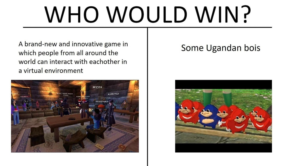 Ugandan Knuckles