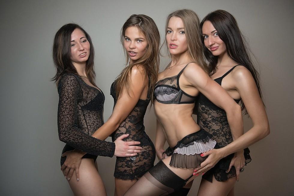 красивый секс и лучшие оргии - 14