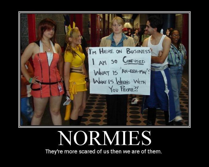Норми (Normies)