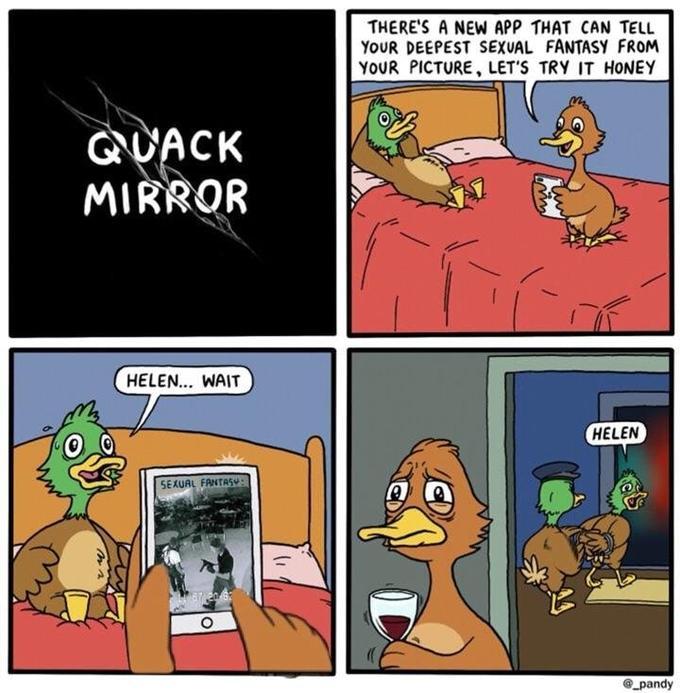 мем с утками черное зеркало