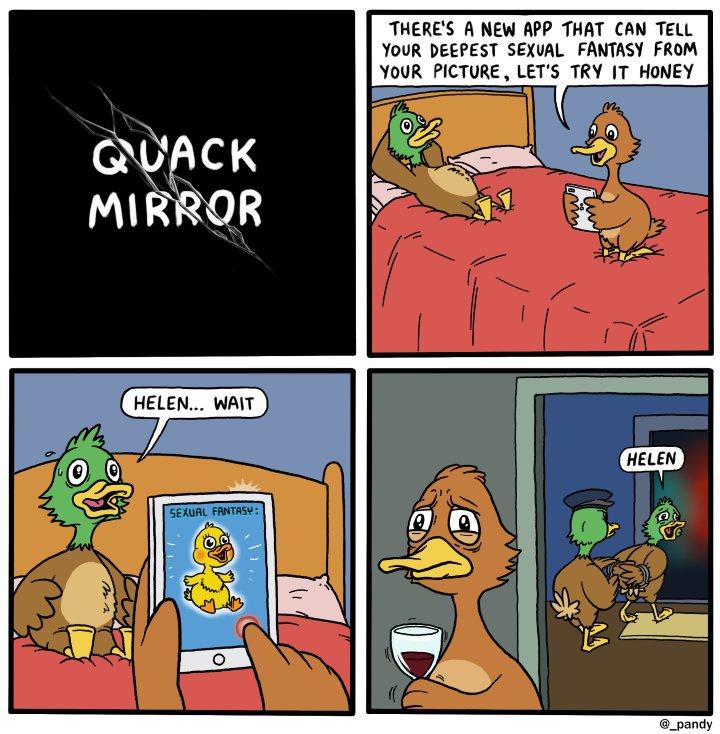 Quack Mirror
