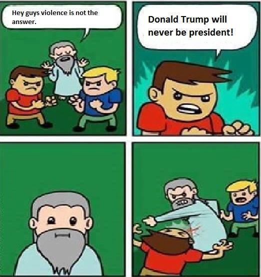 насилие это не выход