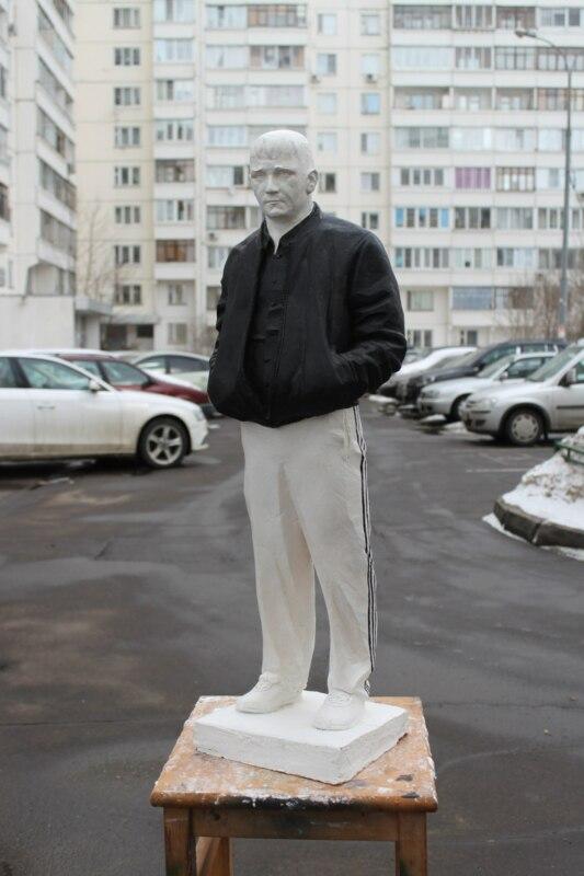 свидетель из фрязино скульптура