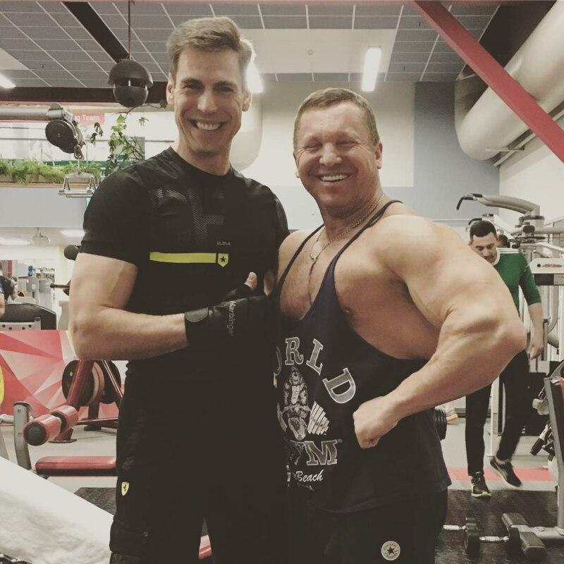 Дмитрий Дюжев опроверг слух, что он употребляет наркотики