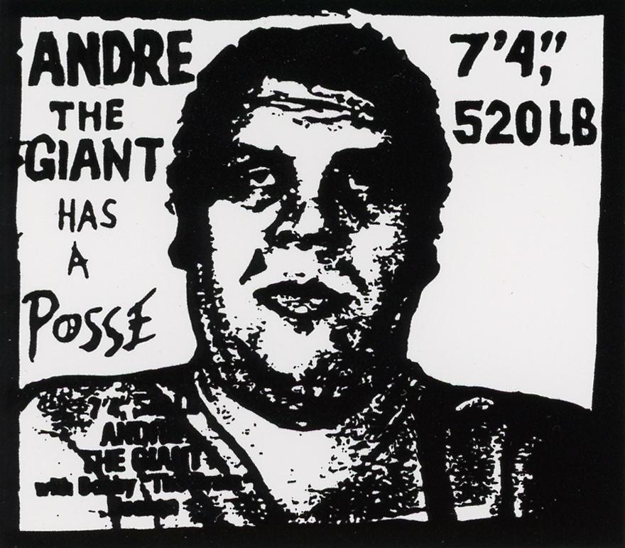 У Андре Гиганта есть банда