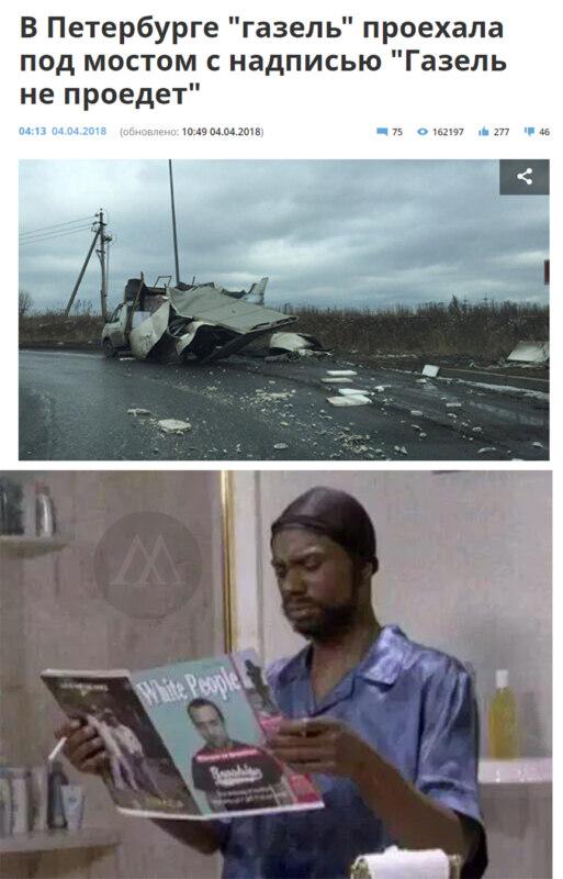 негр читает белые люди