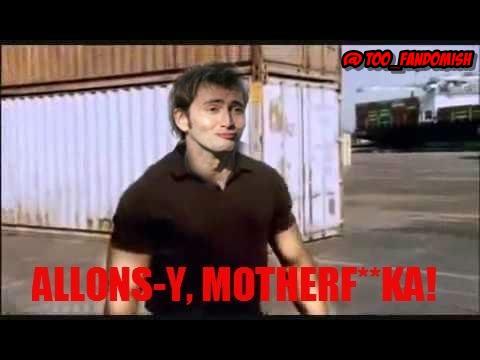 Доктор Кто и мемы