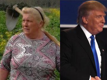 двойник Дональда Трампа
