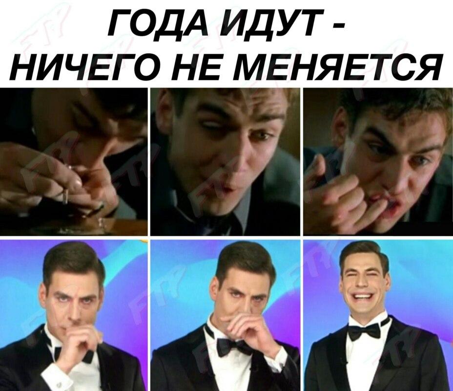 """Дюжев в """"Клевере"""""""