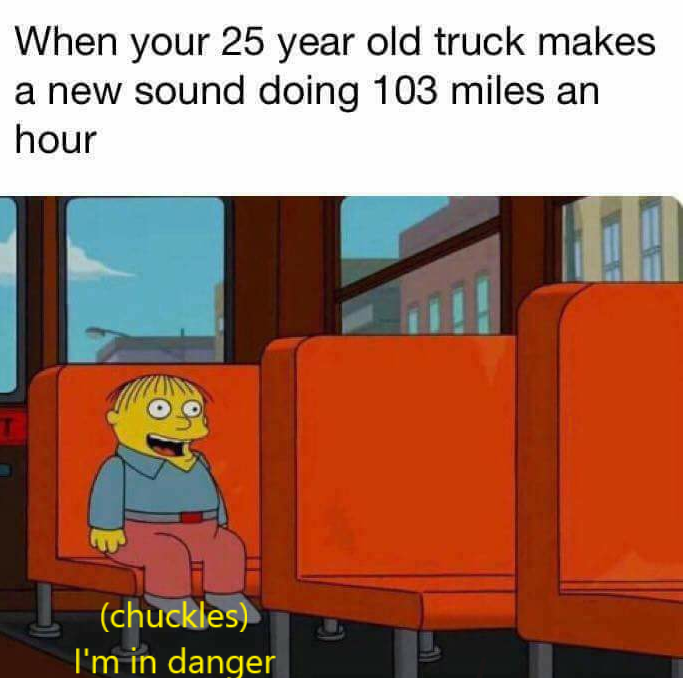 Я в опасности