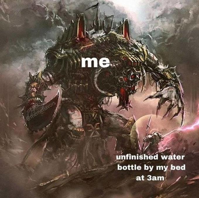 Мем с эпической битвой
