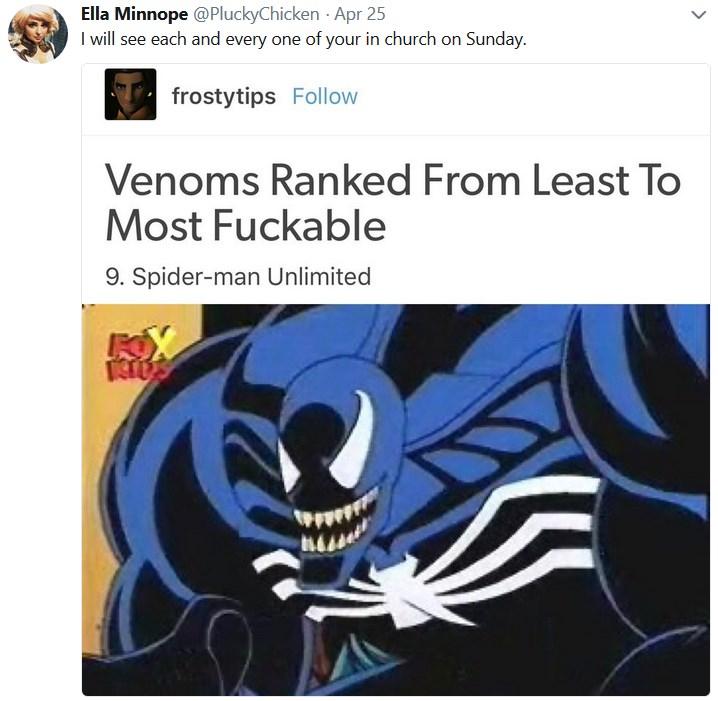 Сексуальный Веном