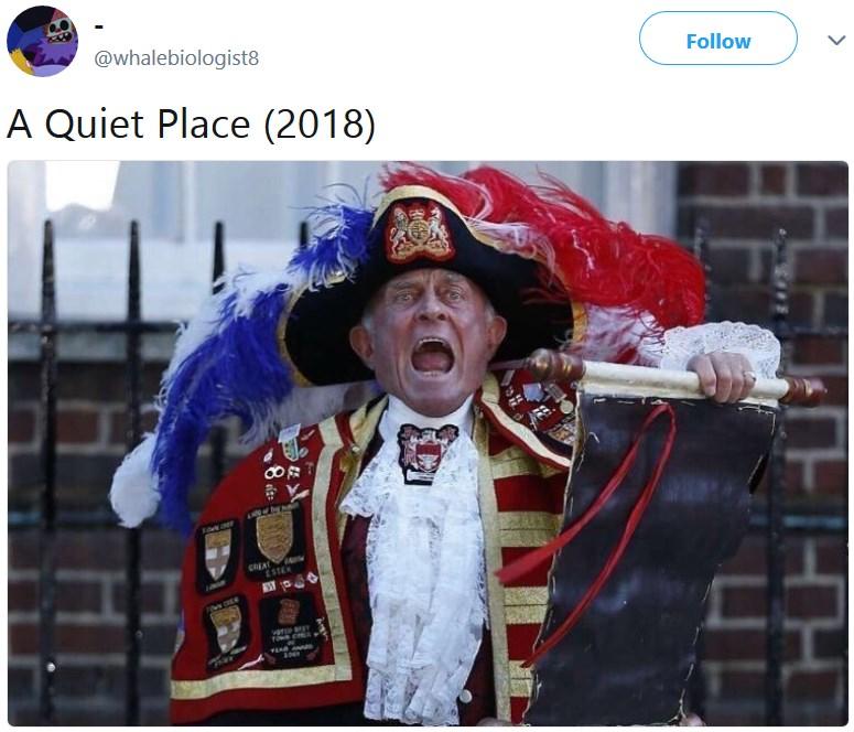 Британский глашатай