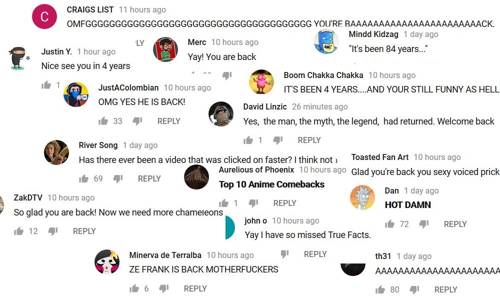 Новое видео True Facts