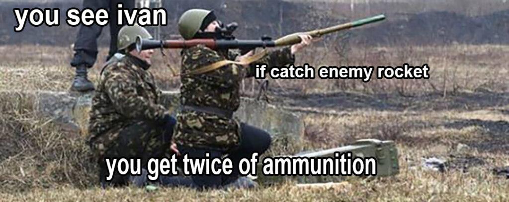 you see comrade