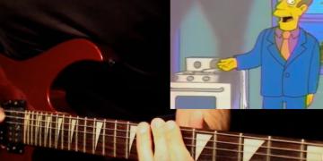 Steamed Hams на гитаре