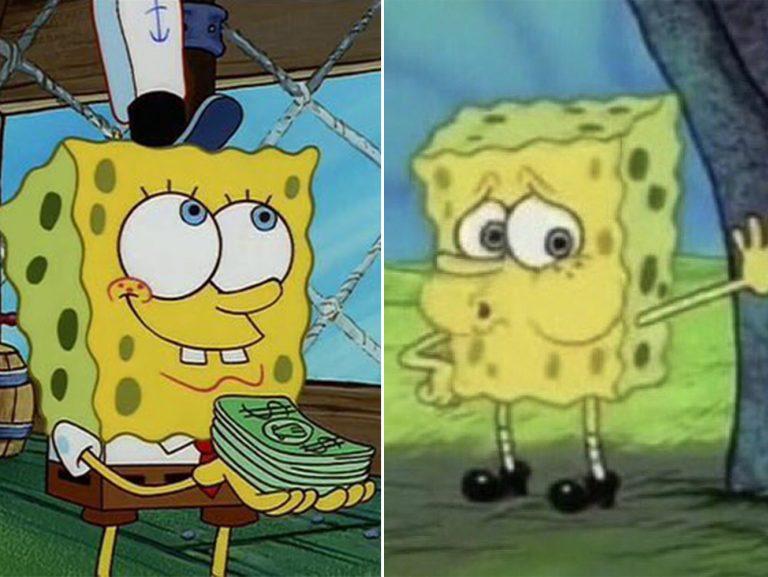 спанч-боб-с-деньгами-и-без