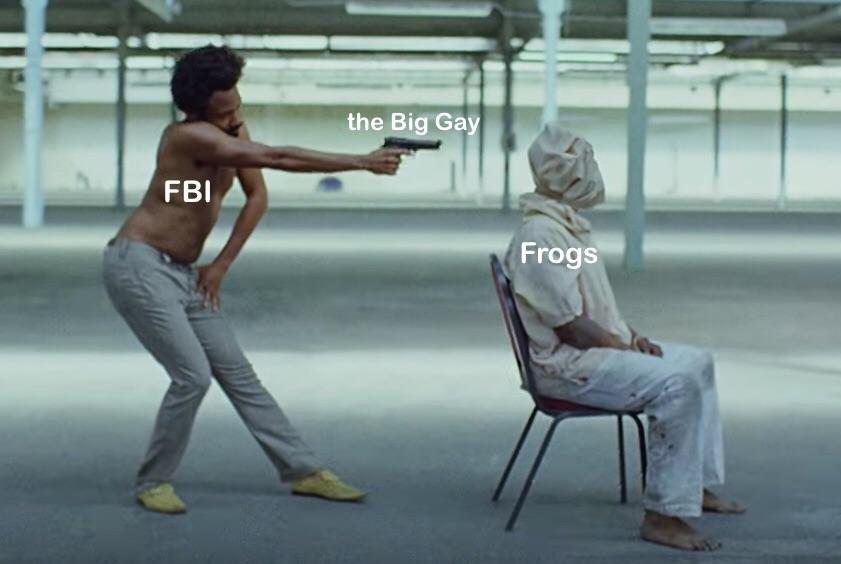 Мемы из клипа Childish Gambino