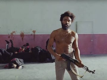 Мемы из клипа Childish Gambino