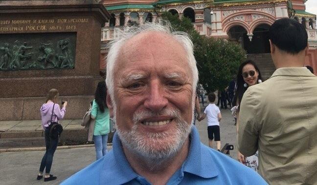 Интервью с дедом Гарольдом